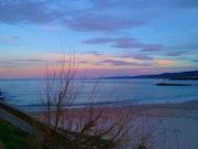 Playa Raplpadoira en Foz, Lugo.