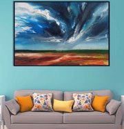 The Stormyclouds. Amani Art