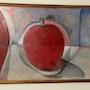 Manzana en perspectiva. Rigoberto Reyes