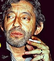 Mr Serge Gainsbourg. Richard Benisti