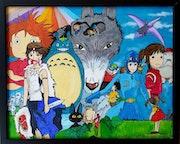 Miyazaki World. Mademoisellair