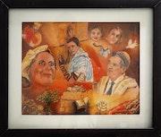 Bar mitzvah. Edgard Atlan