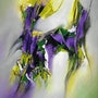Mélancolie du printemps. Sylvie Menez