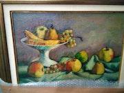 Still life of fruits. Magister