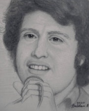 Portrait Joe Dassin.