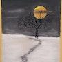 L'arbre et la lune.