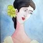 Mademoiselle a. Antoine Marelle