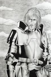 Le roi Arthur.