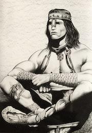 Conan le gladiateur.