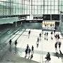 La Gare. Vincent Bourdin