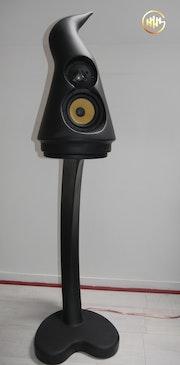 Enceinte «Evasion» de Gautier Audio noire mat. Gautier Audio