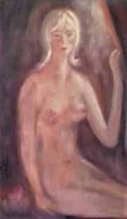 La chica polaca. Marcela Lopez