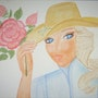 Howdy folks!. Ann-Evelyn Hansen (The Princess)