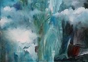 Les brumes d'azur. Oxana Zaika
