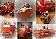Le cadeau du père Noël !.