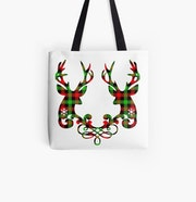 2 Beaux cerfs pour vous souhaitez un joyeux Noël !.