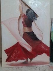 La danseuse. Khadija Masrour
