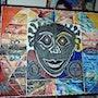 Racine kanga «le grand sourire». Valescot