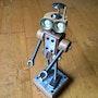 Bob the Robot. Greg Halsey