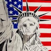 Tableau statut de la liberté. Christophe Lairy