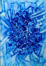 Blue anger.