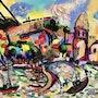 La baie de Collioure. Maria Anderson