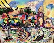 La baie de Collioure.