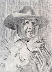 Musico Callejero. Julio Cesar Galindo Arce
