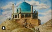 Soltanie dome. Mahsa Mehdizadeh