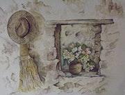 Chapeau de papi. M Françoise Ellena