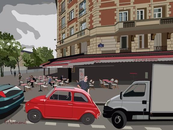 2020-12-28 Ma Fiat 500 (66-69). Michel Normand Michel Normand