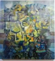 «Raza Milenaria». Rodrigo Pezantes Yangua