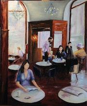 Ambiance café. Jean-François Briand