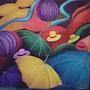 Hut und Regenschirm.. Sprathoff