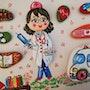 Good nurse. Sara Mofidi