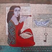 Love melody. Ludmila Baitsaeva