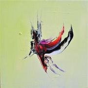 Envol / Flight. Michèle Guillot