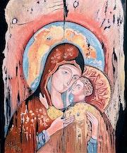 Vierge orientale.