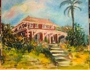 West Indies. Marina Plotnikova