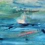 Marine abstraite / Abstract Marine.