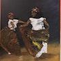Danseuses de Gow-Ka. Mikah