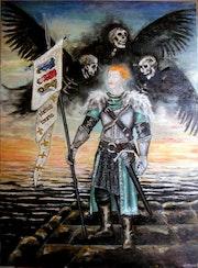 Juana de Arco. Demonio