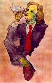 1- Soy un Caballero. Marlene Dietrich.. Carmen Luna