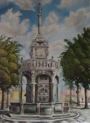 Le Perron de Liège.