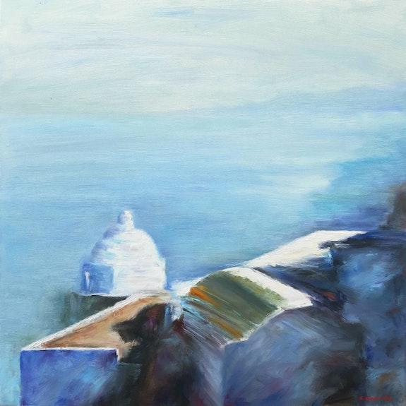 Santorini Magic 15.  Sokratis Evgenidis