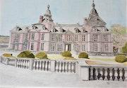 Château de Modave.