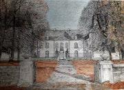 Château de Deulin.