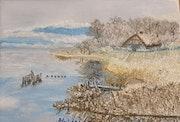 Winter an der See. Andrea Meklenburg - Saß