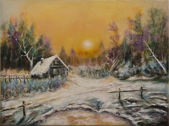 Ginger winter. Mila Moroko Mila Moroko
