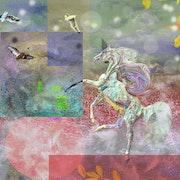 La licorne et les oiseaux (2021). Ferrokaro